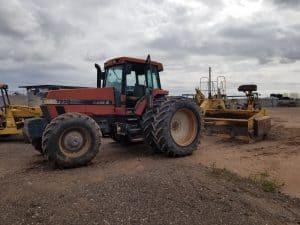 Land Technics equipment 11, Mesa AZ