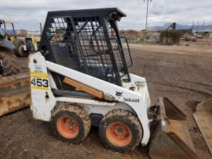 Land Technics equipment 14, Mesa AZ