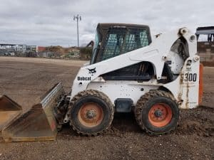 Land Technics equipment 15, Mesa AZ