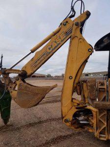 Land Technics equipment 18, Mesa AZ