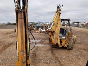Land Technics equipment 21, Mesa AZ