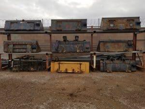 Land Technics equipment, Mesa AZ