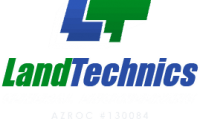 Land Technics Logo